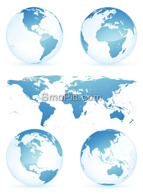 Free blue vector earth and world map illustrator eps file to free blue vector earth and world map illustrator eps file to download gumiabroncs Choice Image