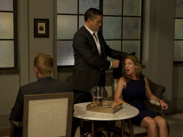 Season 2 episode 8 Reese Sequesters a Married Couple