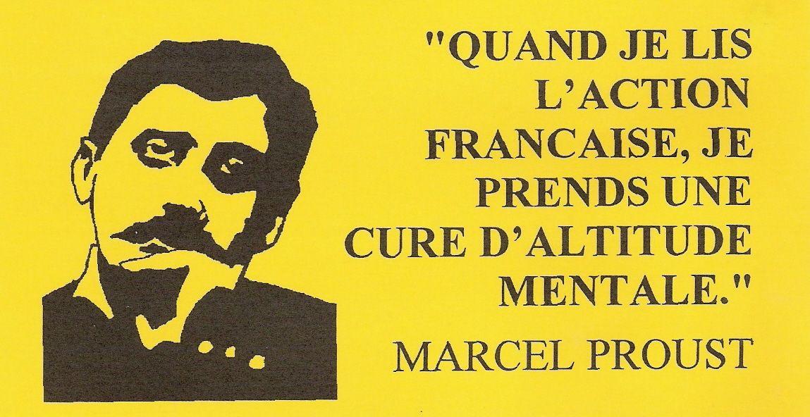 Citation De Marcel Proust 1871 1922
