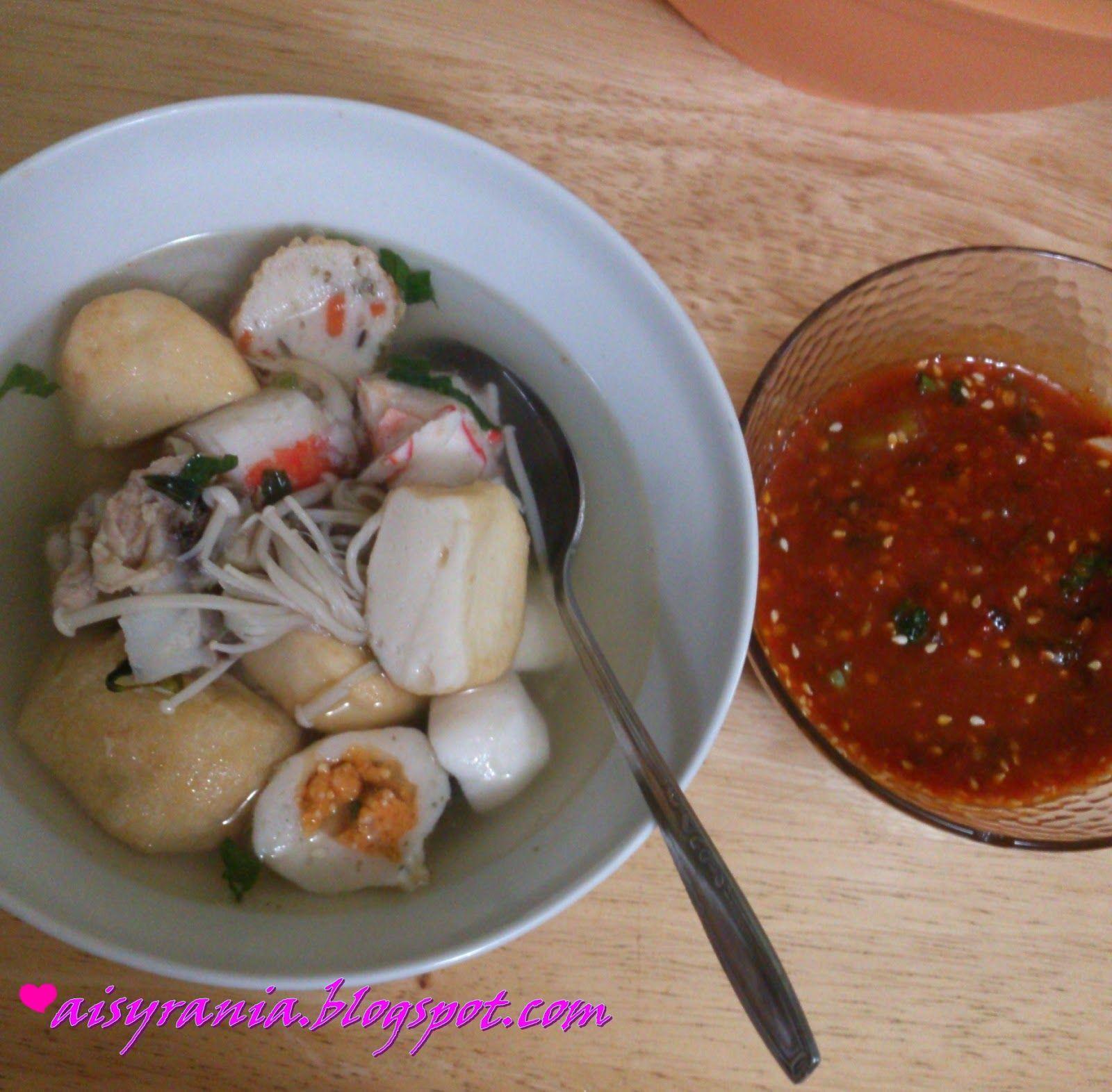 Belog Emak Emak Resepi Steamboat Di Rumah Dengan Sos Ala Johnnys Recipes Food Steamboats