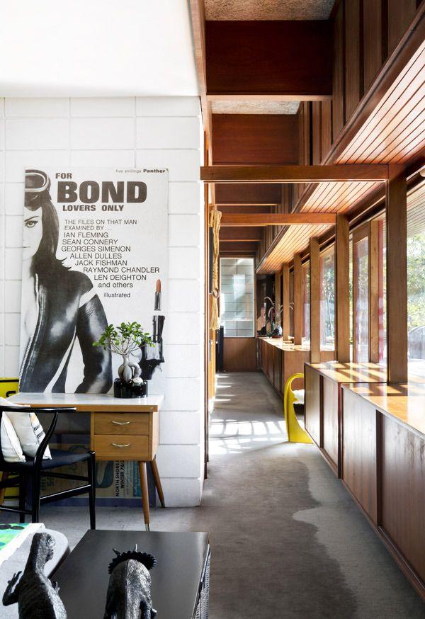 Mid Century Modern In Perth Mid Century Modern Home