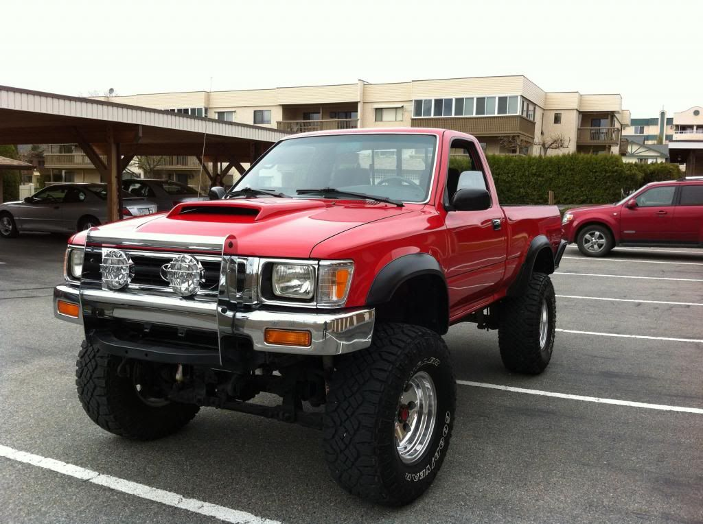 1994 toyota pickup 4x4 toyota trucks pinterest. Black Bedroom Furniture Sets. Home Design Ideas