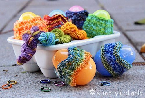 Easter Egg Sox Free Knitting Pattern | Holidays...Easter Ideas ...