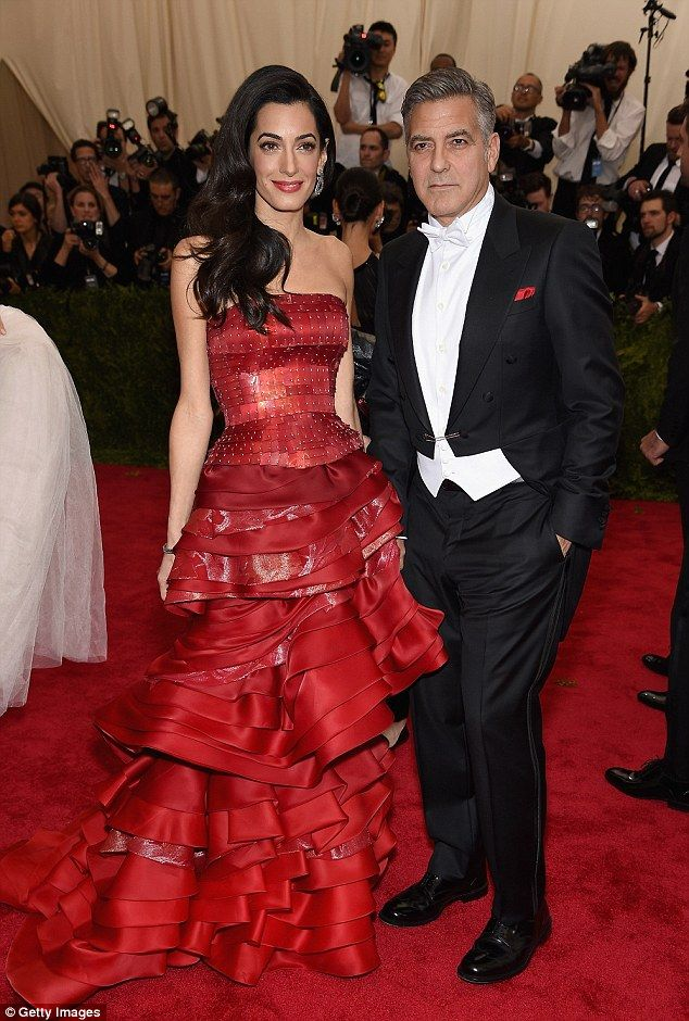 Amal Clooney to represent Yazidi and take ISIS to court in