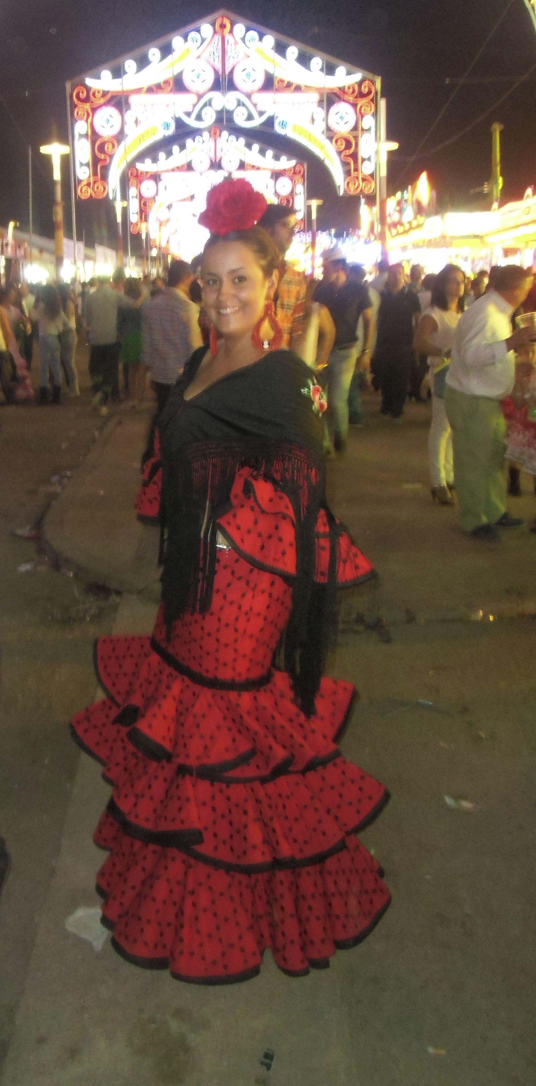 Vestido colección Micaela Villa 2013.