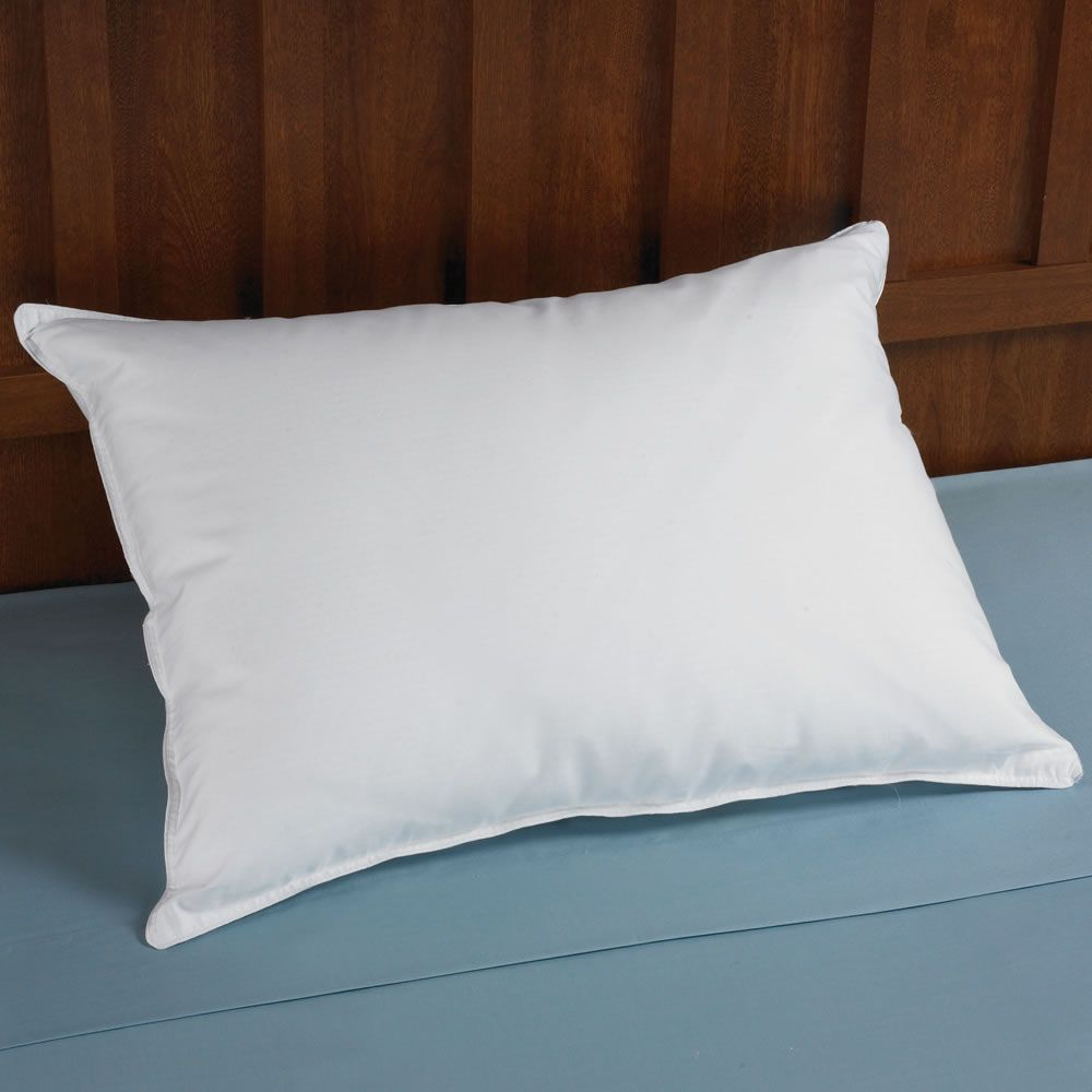 The Cooling Pillow Using Patented Fabric Developed For Nasa To
