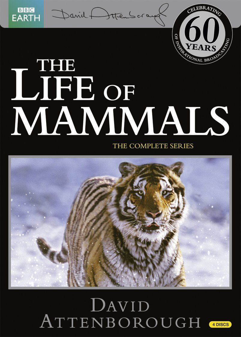 The Life of Mammals (Repackaged) [Reino Unido] [DVD]