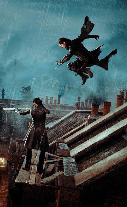 Assassin's Creed Syndicate #AssassinsCreedSyndicate #PC #PlayStation4 #XboxOne #AssassinsCreed #EvieFyre #JacobFyre #Hermandad