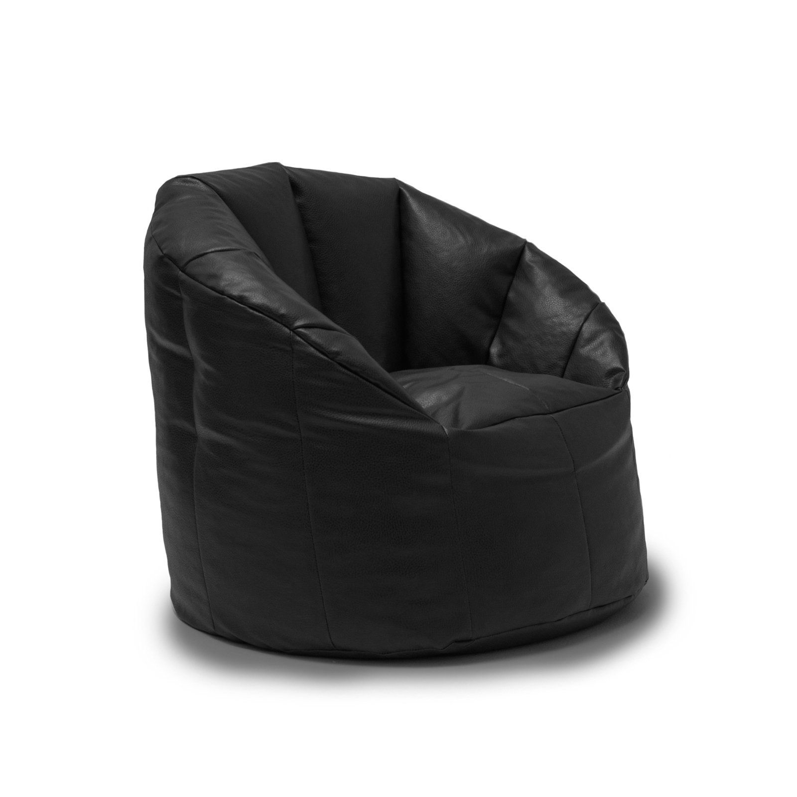 structured bean bag chair gray - room essentials