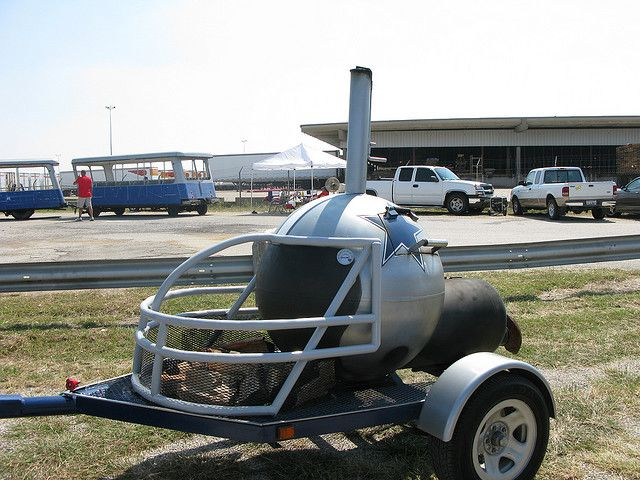 Crazy Cowboy Land (With images)   Bbq pit, Barbecue smoker ...