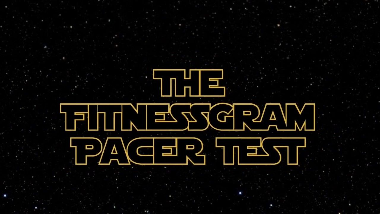 The FitnessGram Pacer Test (Star Wars Themed) | PE