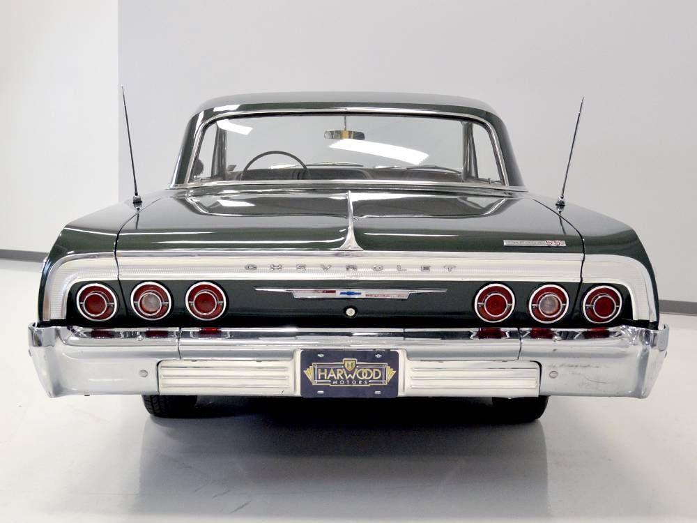 1964 Chevrolet Impala For Sale 1908334 Hemmings Motor News Chevrolet Impala Impala Impala For Sale