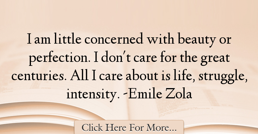 Emile Zola Quotes About Beauty 5394 Poems Poemas Prose