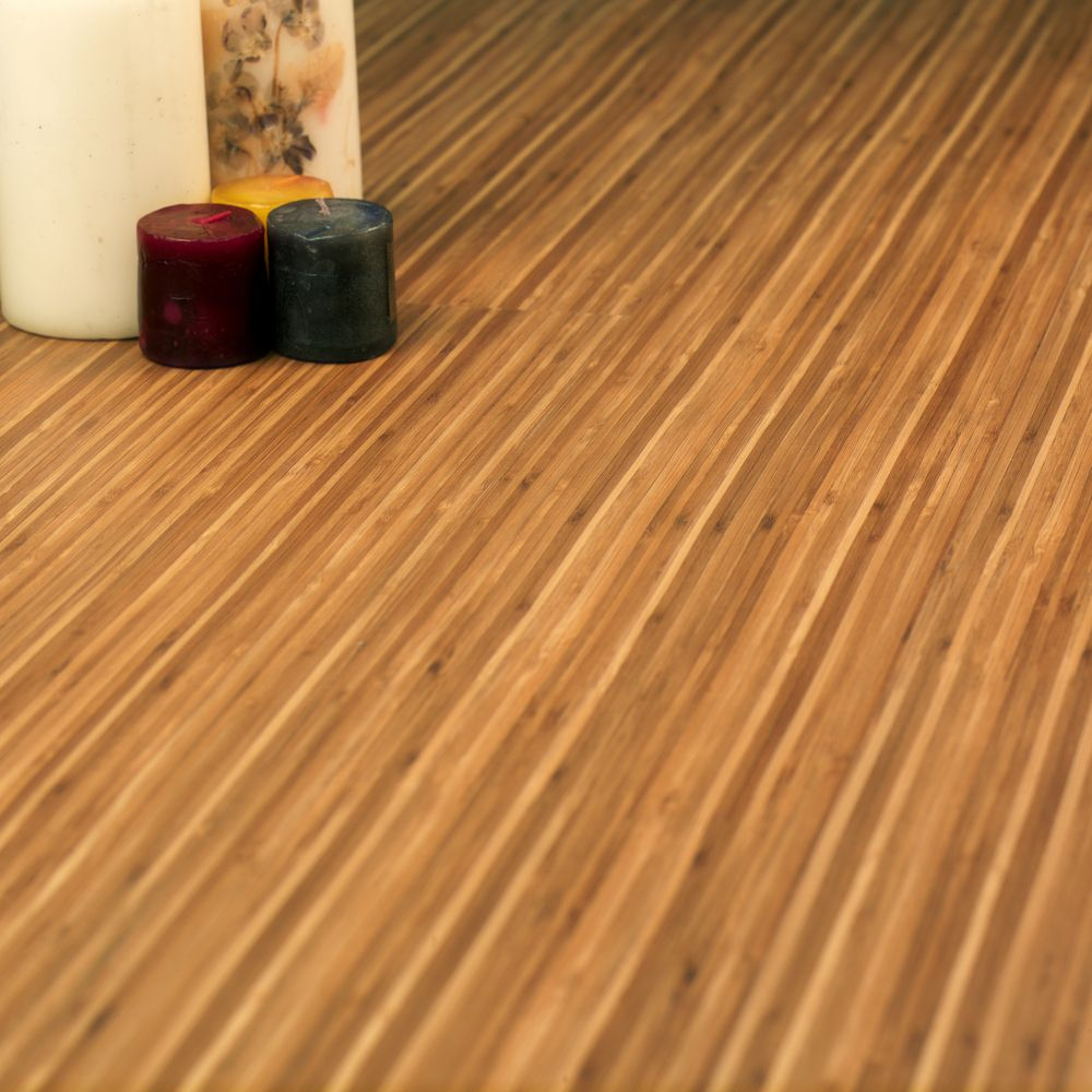 Bamboo 4mm click luxury vinyl plank lvp flooring