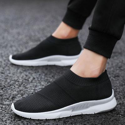 sepatu pria Breathable Casual Shoes Men