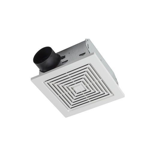 Broan® Ceiling or Wall Bath Fan 70 CFM | Bathroom fan ...