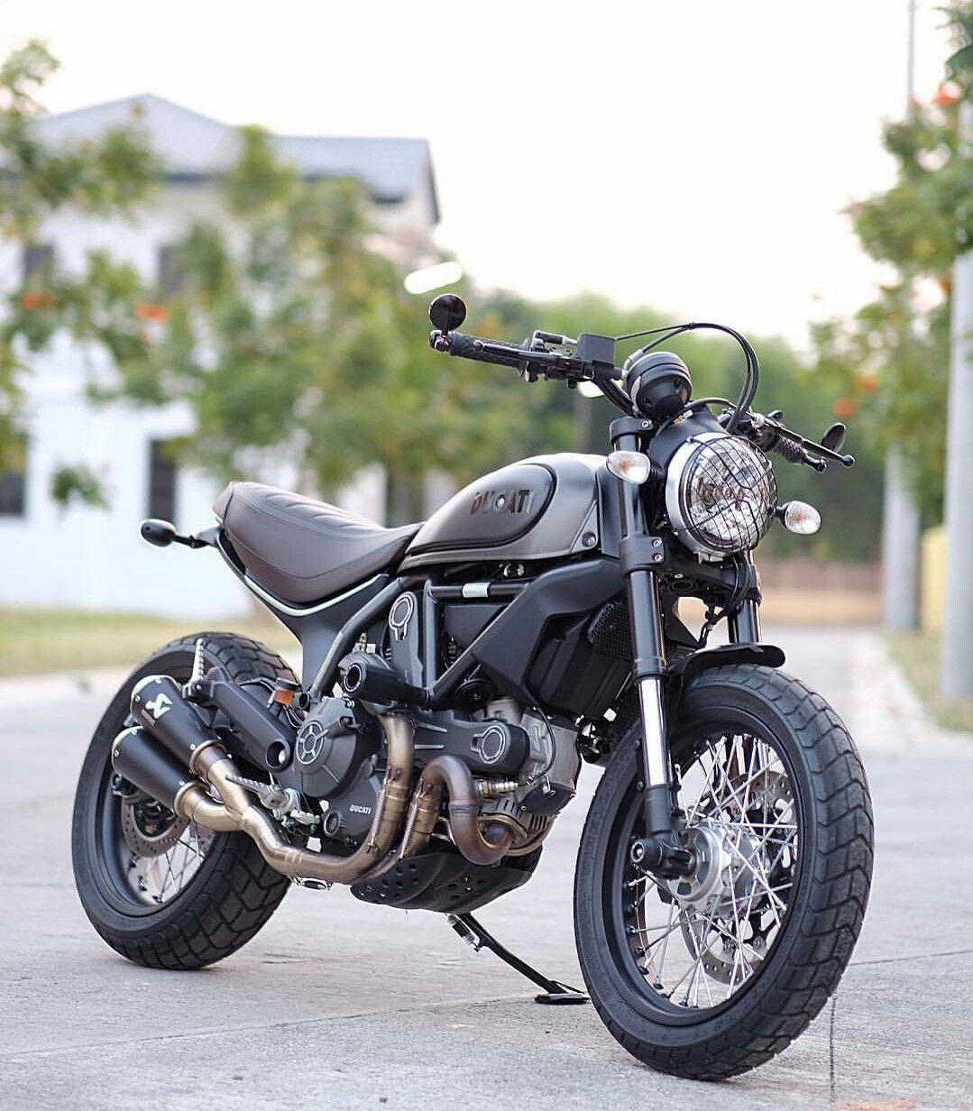 Épinglé Par Danny Marc SAM MING Sur Ducati Scrambler En