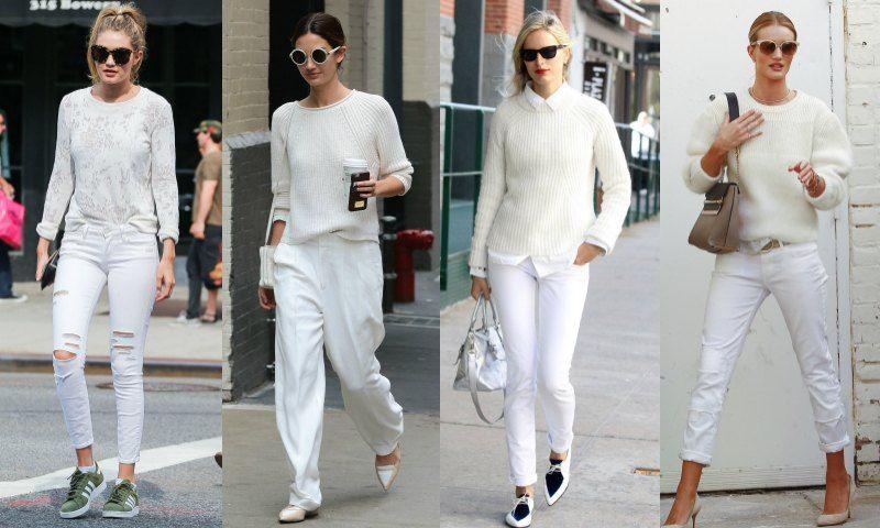 La tendencia del 'winter white', o cómo llevar blanco sobre blanco antes de que se acabe el invierno - Foto 6