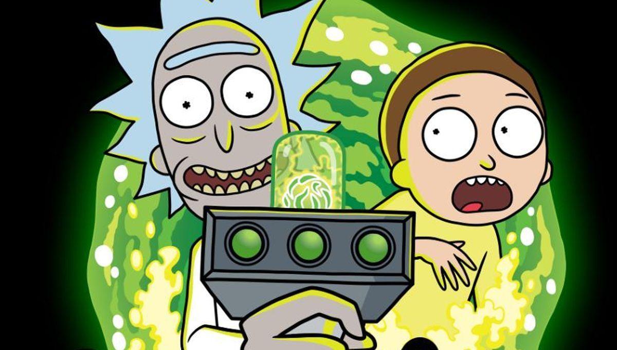 Le Co Createur De Rick Et Morty Developpe Une Nouvelle Serie Rick And Morty Season Rick And Morty Morty