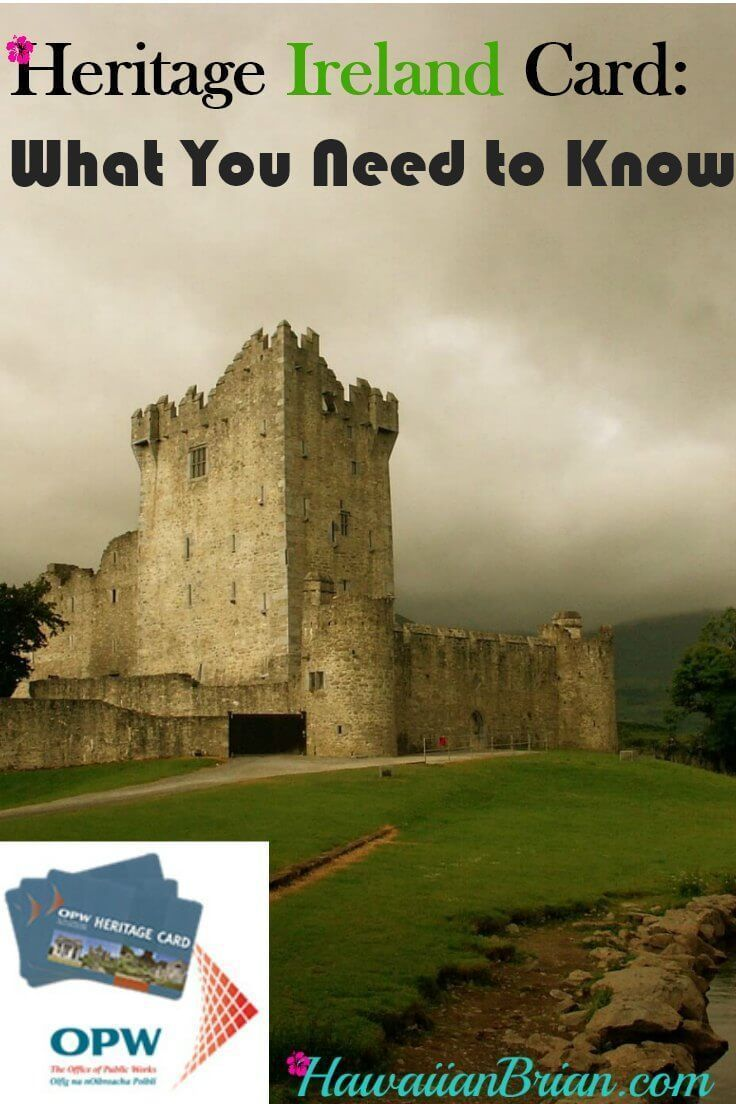 Heritage Ireland Card What You Need to Know Ireland