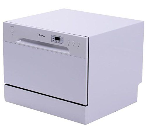 K Amp A Company Portable Compact Countertop Dishwasher Dish