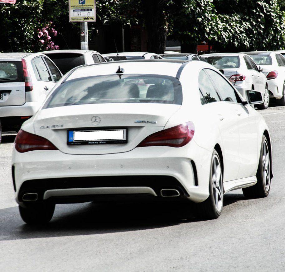 Mercedes Benz CLA 180 CDI AMG Edition / C117