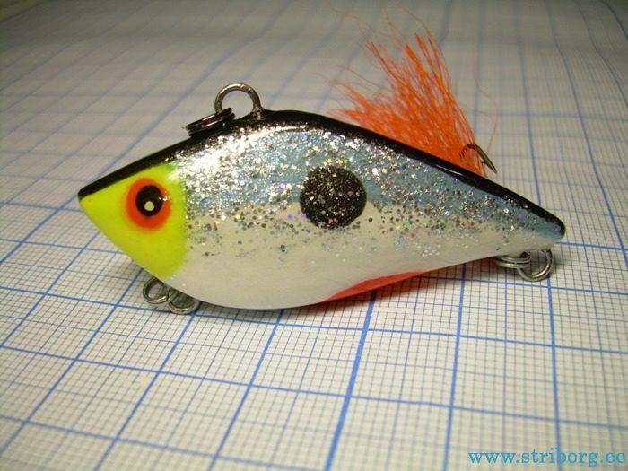 Ратлины для зимней рыбалки своими руками