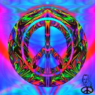 Peace Sign Coloring Page | Peace sign art, Coloring pages, Peace ... | 320x320