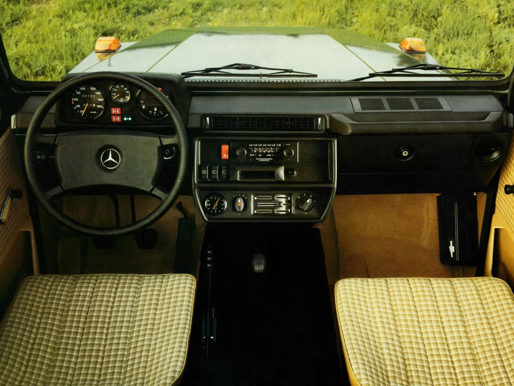 interior mercedes benz 280 ge lwb w460 39 1979 90 pinterest mercedes benz benz and. Black Bedroom Furniture Sets. Home Design Ideas