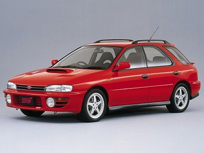Subaru Impreza WRX STi Wagon (1994 – 1995).
