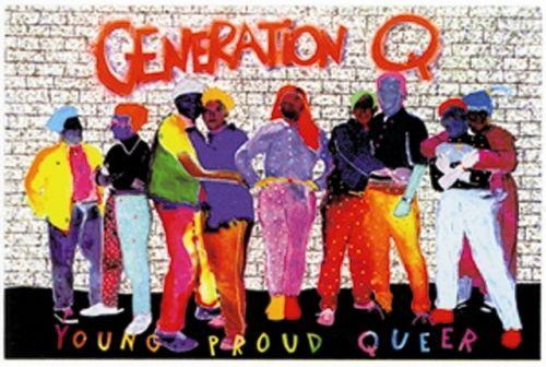 Gen Q - Generation Queer - Proud LGBT Youth