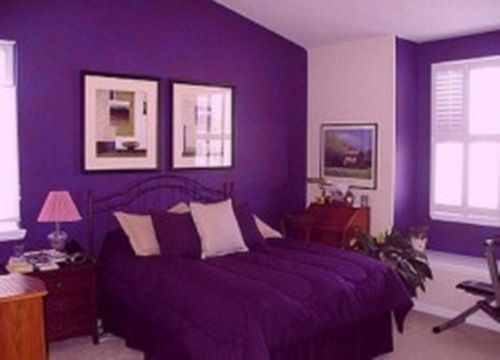 Gentil Bedroom Purple Colour Colour Purple Bedroom Colour Schemes Modern Design  Purple Wall Decor For Bedrooms Bedroom Design Ideas And Colour