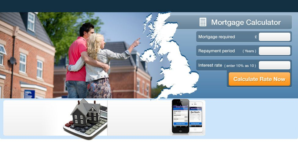 Use Our Free Mortgage Calculator Uk To See How Much You Can Borrow