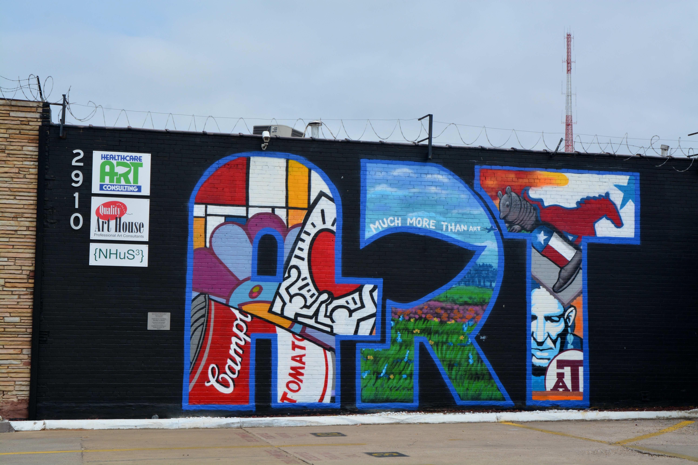 Deep ellum dallas tx street art art graffiti