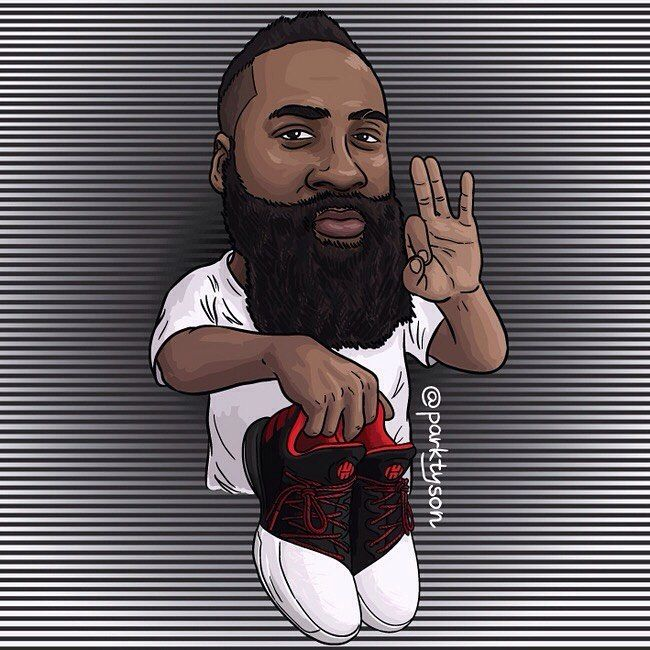 The Bearded One Nba pictures, Nba players, James harden