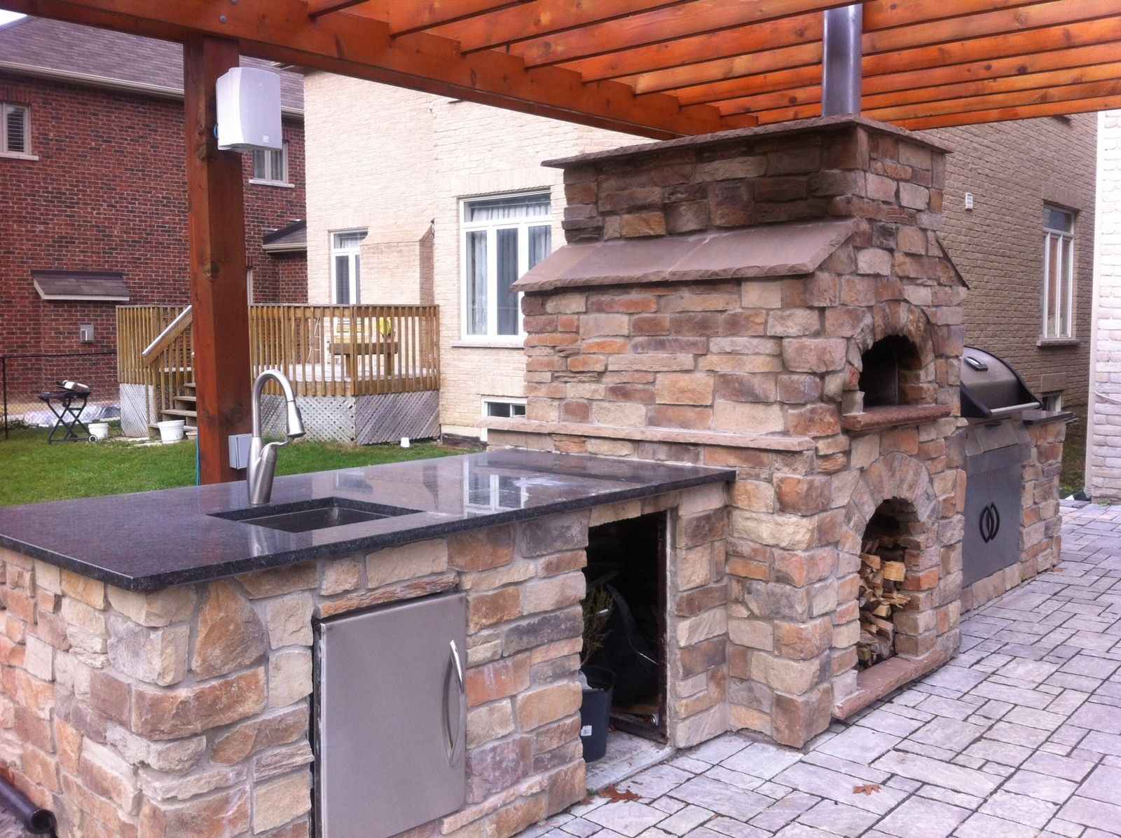 Pin on Grills and Outdoor Kitchens