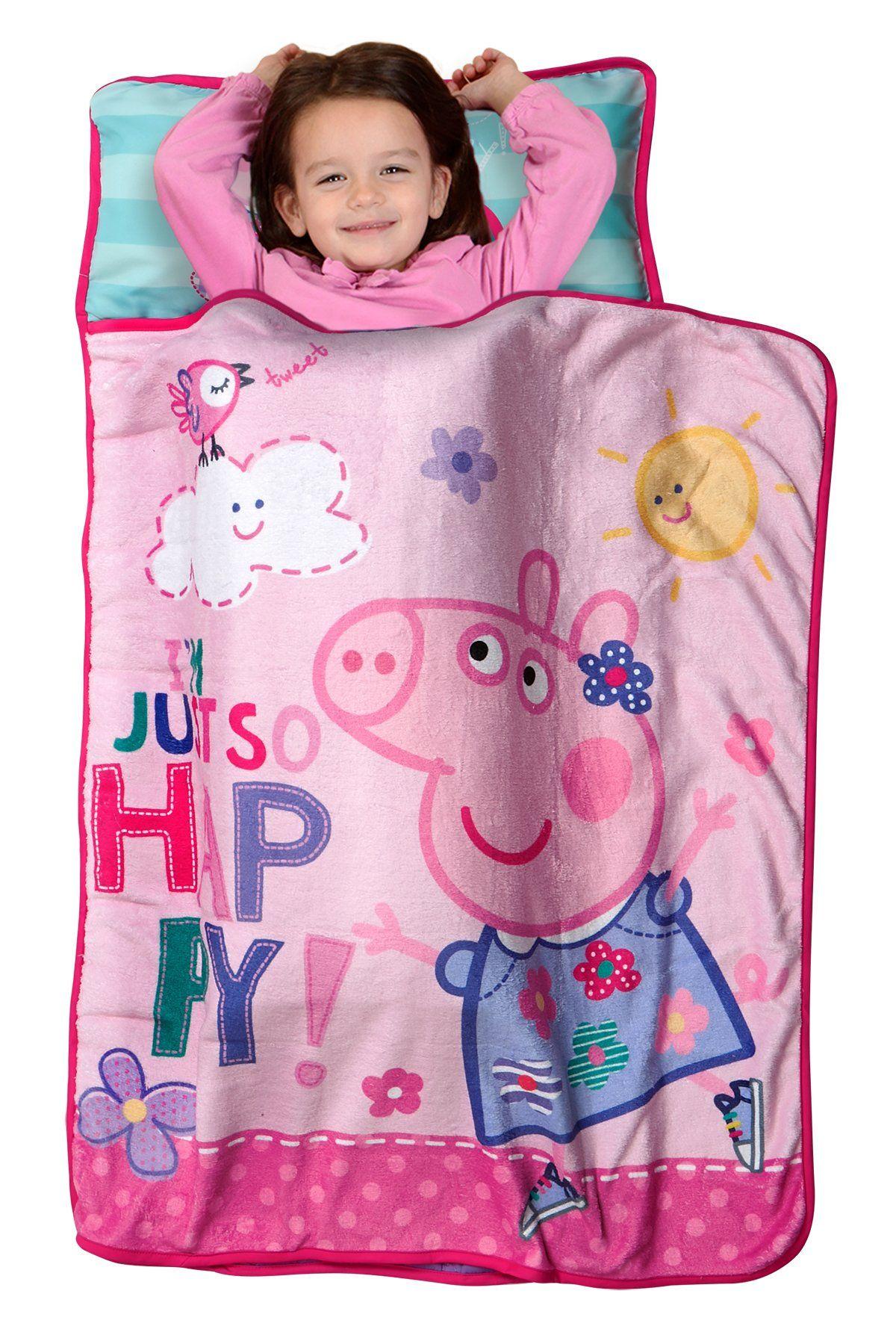 PILLOW Bed Set New NAP MAT Toddler Daycare Preschool BLANKET