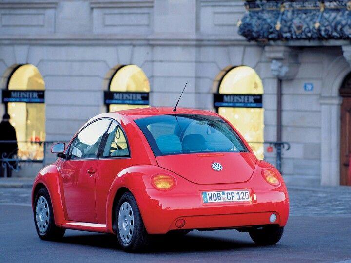 Vw Beetle 2000 New Beetle Vw New Beetle Volkswagen Beetle