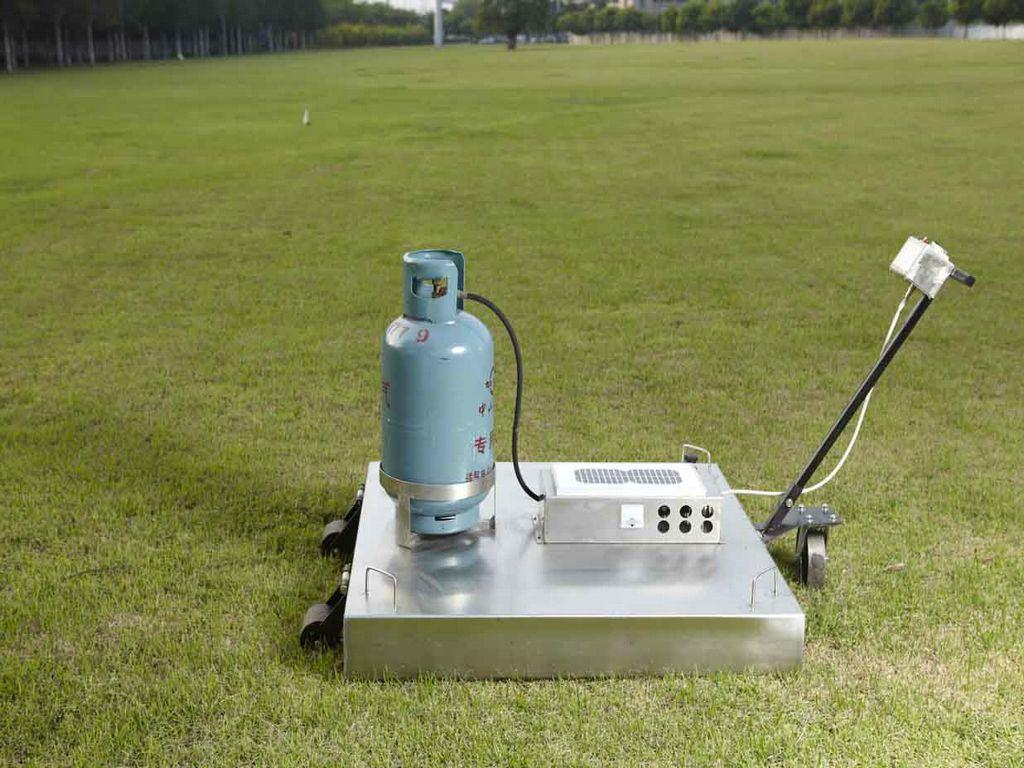 سخان الأسفلت الأشعة تحت الحمراء لإصلاح الرصيف الأسفلت Infrared Heater Infrared Repair