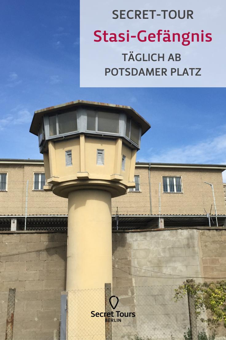Fuhrung Stasi Gefangnis Unsere Rundfahrt Startet Am Potsdamer Platz Und Fuhrt Uber Die Ehem Stalinallee Und Vorbei Am Mfs Zum Stasi G Berlin Touren Platzchen
