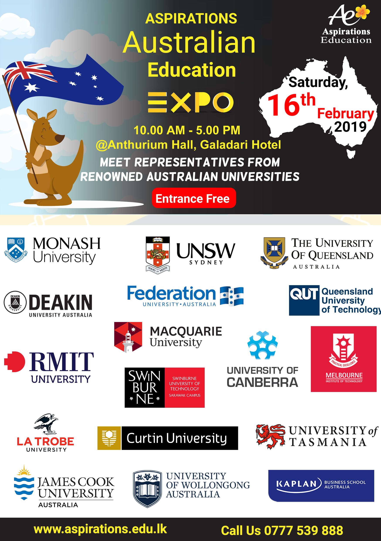 Australian University Application Deadline 2020