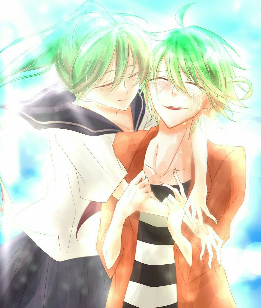 Servamp * Sakuya and sister *