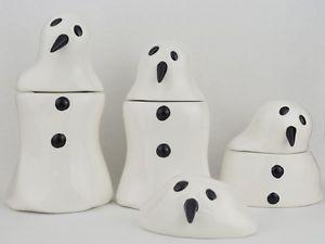 Melting Snowman Pottery Jar By Marcel Dzama Cerealart