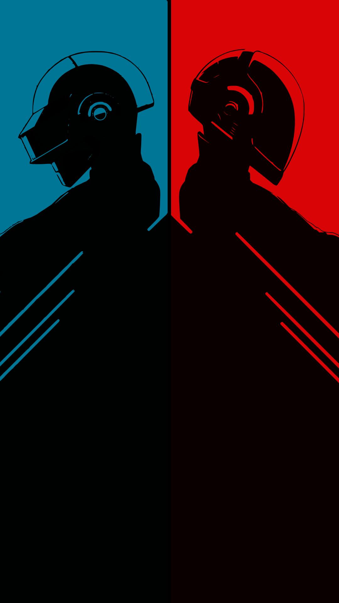 Daft Punk Cool Music IPhone Wallpaper