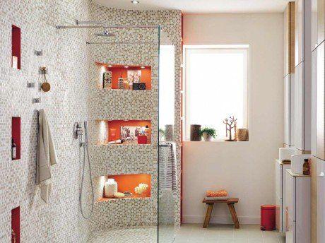 comment crer une douche litalienne ltage leroy merlinpetit - Leroy Merlin Salle De Bain Douche Italienne