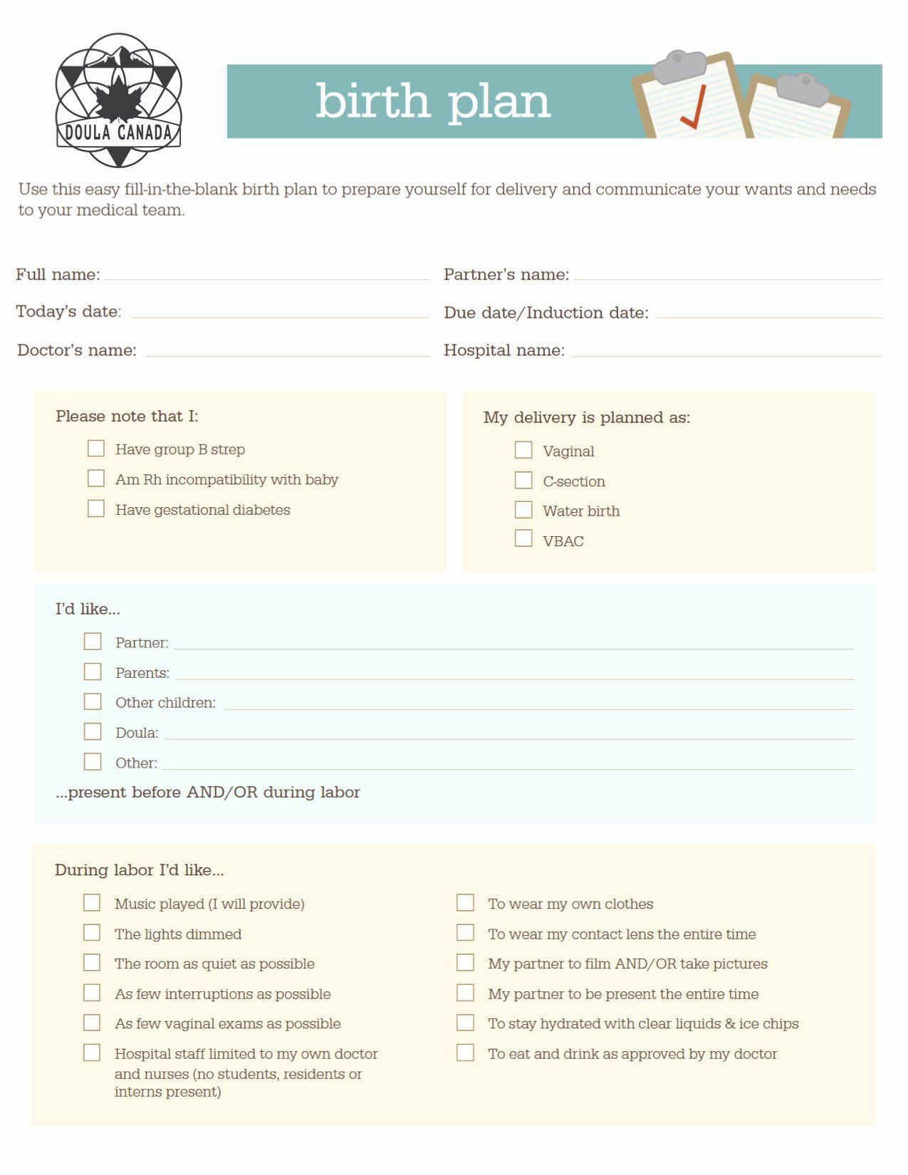 Printable Birthing Plan Template Beautiful Induction Document Template Gallery Professional Report Birth Plan Template Birth Plan How To Plan Birth plan template word document