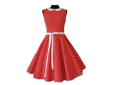 April: Petticoatkleid+Taschen-Gr.34-44+Bild Nähanleitung bei Makerist