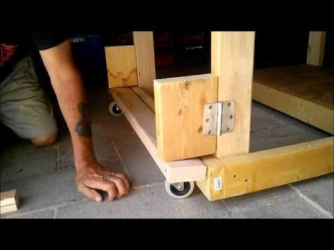 Garage Workshop Workbenches Bench Plans