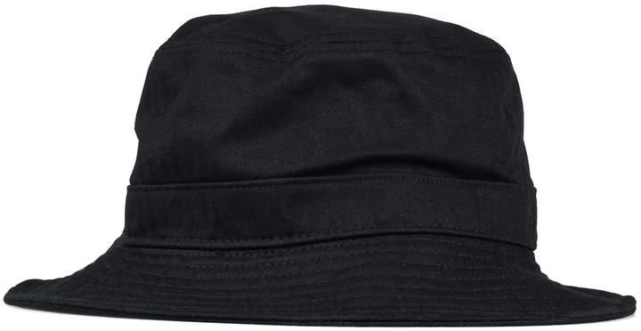 Work Bucket Cap Black Bucket Cap Hat Fashion Cap