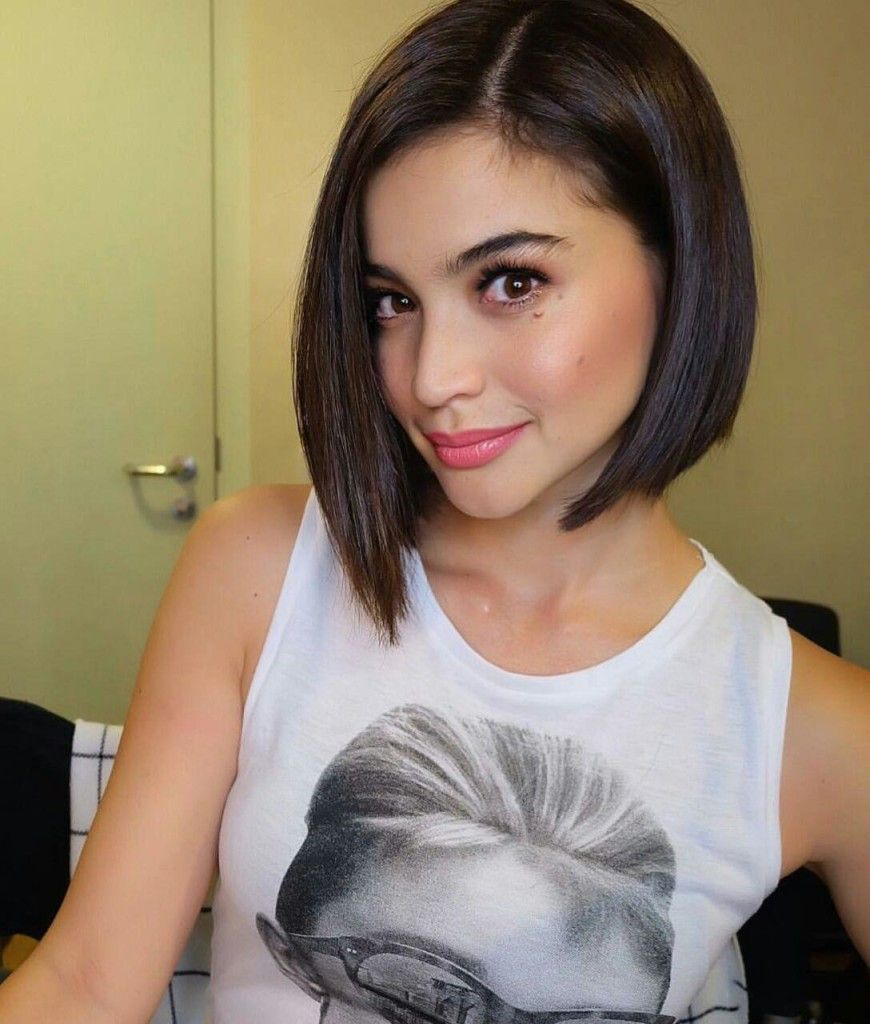 5 times anne curtis urged us to get a bob haircut | my style